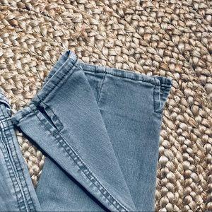 Free People Jeans - Free People gray denim size 25
